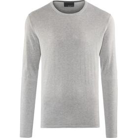Alchemy Equipment 14 Gauge Cotton Silk LS Crew Shirt Herr light grey